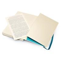 Jual Moleskine Notebook Plain Soft Cover U.Blu P Qp613b6f 2