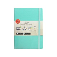 Buku Tulis O2o Journal Light Green Nbafi-Hc008 1