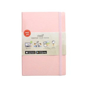 Buku Tulis O2o Journal Light Pink Nbafi-Hc012