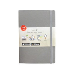 Buku Tulis O2o Journal Grey Nbafi-Hc013