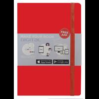 Buku Tulis O2o Journal Red Nbaef-Hc005 1