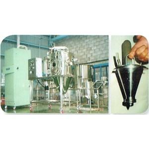 Pemanas Industri Spray Dryer