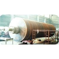 Pemanas Industri Rotary Disk Dryer 1