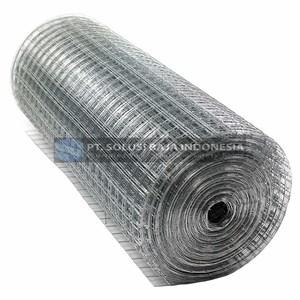 Wiremesh JIS Roll M6 150 x 150 – 5.4 m x 2.1 m