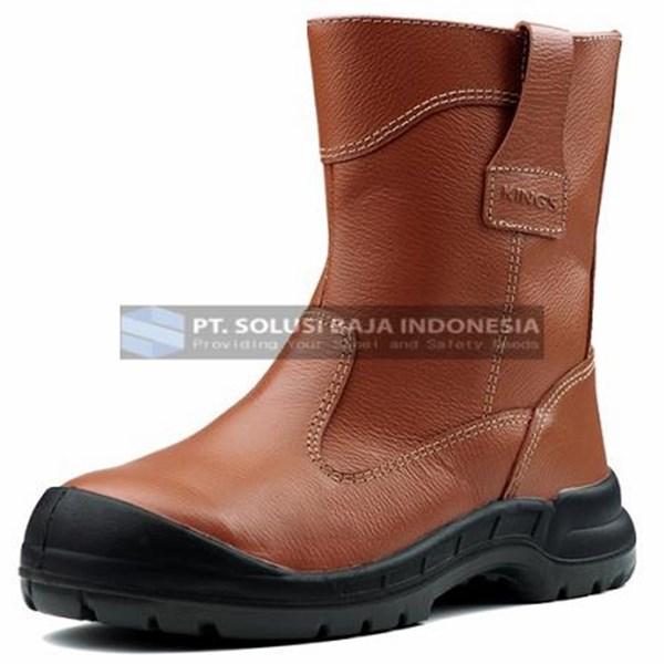 Sepatu Safety merek KINGS KWD805CX