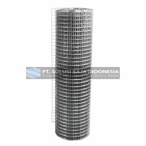 Wiremesh JIS Roll M5 150 x 150 – 5.4 m x 2.1 m