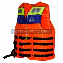 The Atunas Life vest Size XL
