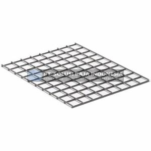 Wiremesh JIS Lembar M5 150 x 150 – 5.4 m x 2.1 m