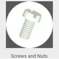 Jual Screws And Nuts