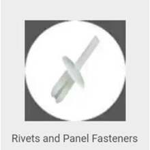 Riverts And Panel Fasteners