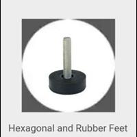 Hexagonal And Rubber Feet 1