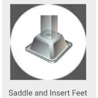 Saddle And Insert Feet 1