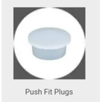 Push Fit Plugs