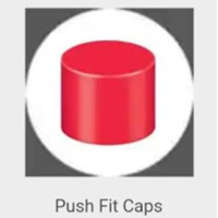 Jual Push Fit Caps
