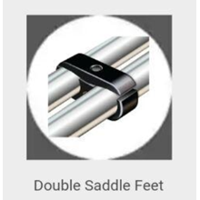 Double Saddle Feet