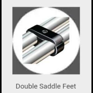 Double Saddle Feet