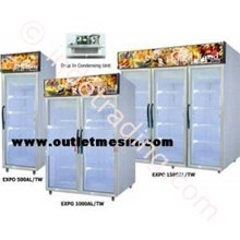 Machines Up Right Freezer