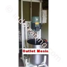Mesin Mixer Pengaduk Serbaguna