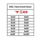 JCBC /  Baut Knock Down 2
