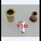 Mur Rivet / Nut Set Besi Dan Aluminum 1