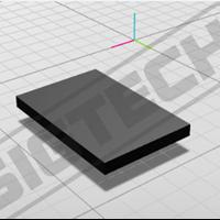 Bearing Pad 3D