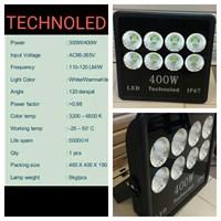 Jual lampu sorot TECHNOLED 400w led