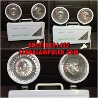 Emergency Lamp LED 2 x 3W Hokito DK 7033 1