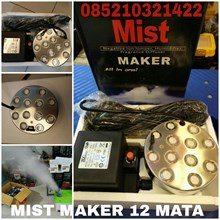 Mist Maker ultrasonik 12 mata