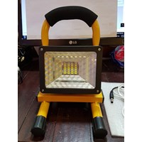 Lampu Sorot Emergency Portable LED 15W Murah 5