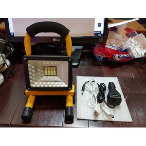 Lampu Sorot Emergency Portable LED 15W