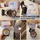 Lampu spot light track rell aled 7w 1