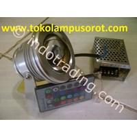 Lampu Led (Rgb) Untuk Kolam Renang Dengan Remote Control 1