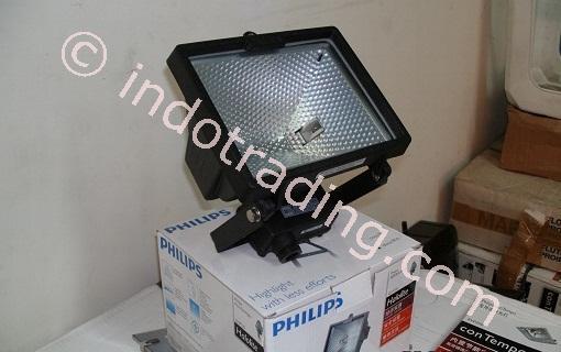 Jual Lampu Sorot Halogen Merk Philips 300w 500w Tipe Qvf