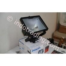 Lampu Sorot Halogen Merk Philips 300W/500W Tipe Qvf 135