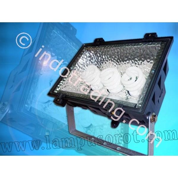 Lampu Hemat Energi Sorot 3 X 18Watt