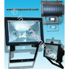 Lampu Sorot Halogen 150W-500w Tipe Qvf 133-135 Merk Philips