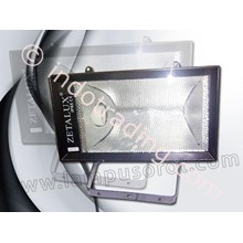 Lampu Sorot 250W - 400W Tipe Ip 65Ballast Terpisah Merk Zetalux