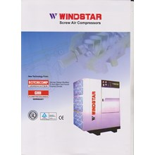 Screw Compressor And Air Dryer