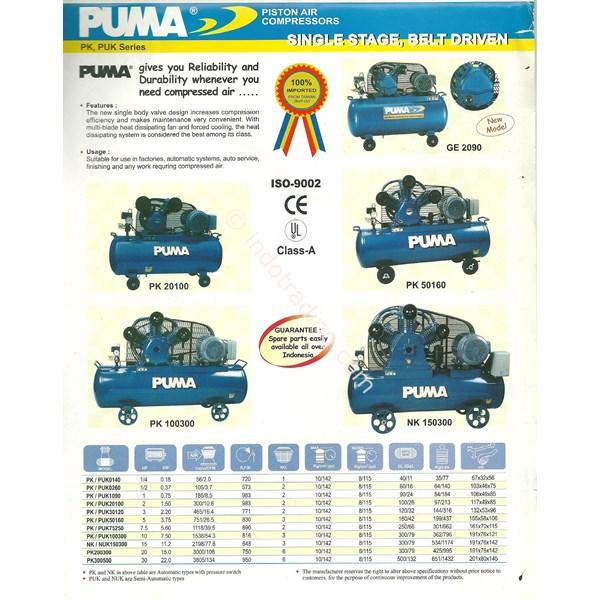 Piston Kompresor Angin Puma
