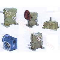 Speed Reducers Worm Geared