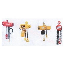 Chain Hoist & Wire Hoist