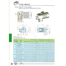 G3lm 3Phase Motor Reducer Dengan Foot