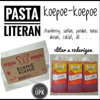 Jual Perasa & Pewarna Pasta Koepoe-Koepoe