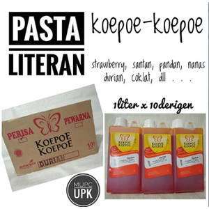 Koepoe-Koepoe Paste & Coloring Paste