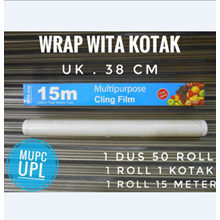 Plastik Wrapping Roll  Wita