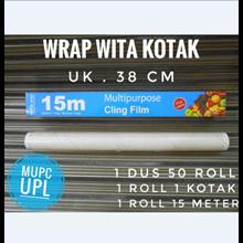 Plastik Wrap Roll  Wita