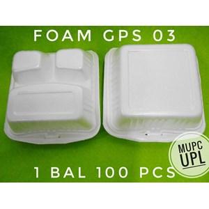 Dari Foam Gps 01 / Foam Bubur / Foam Mangkok / Macam-Macam FOAM 1