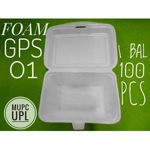 Dari Foam Gps 01 / Foam Bubur / Foam Mangkok / Macam-Macam FOAM 2