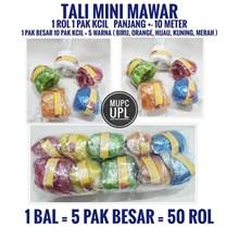Tali Mini Mawar / Tali Rafia