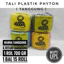 Tali Rafia Plastik merk Phyton Uk Tanggung & Besar